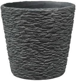 Verners Dayton Flower Pot Dark Grey 26cm