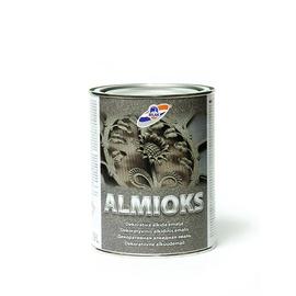 Emaljas krāsa Rilak Almioks, tumši pelēka, 0,9l