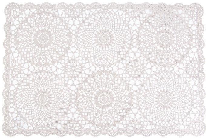 4Living Home Textile 30x45cm White 009831