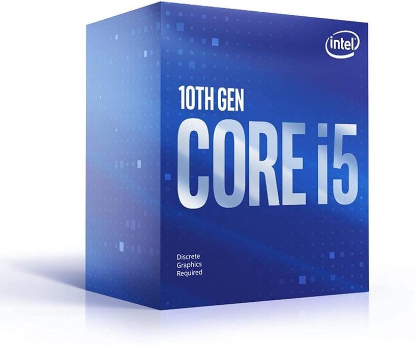 Intel® Core™ i5-10400F 2.9GHz 12MB BOX