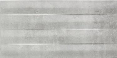 Keraminės dekoruotos plytelės Minimal Szara, 44.8 x 22.3 cm