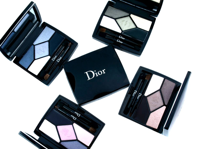 Christian Dior 5 Couleurs Designer Eyeshadow Palette 5.7g 208