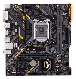Mātesplate Asus TUF B360M-E GAMING