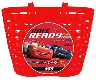 Disney Cars III Bike Basket Red DDKR1527