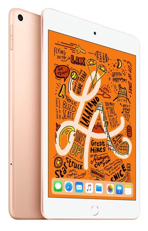 Planšetinis kompiuteris Apple iPad Mini 5 Wi-Fi LTE 256GB Gold