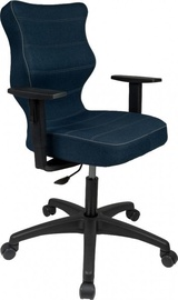 Entelo Office Chair Duo Black/Navy Blue TW24