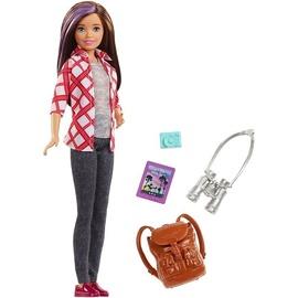 Mattel Barbie Dreamhouse Adventures Skipper Travel Doll FWV17