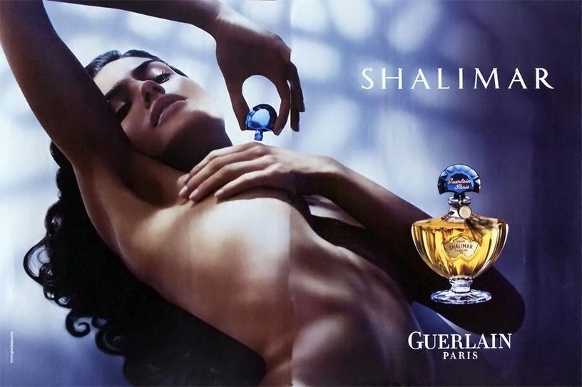 Набор для женщин Guerlain Shalimar, 125 мл