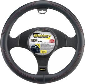 Оплетка руля Bottari Road Steering Wheel Cover Black-Red
