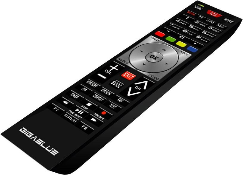 GigaBlue UHD UE 4K DVB-S2 FBC/Twin DVB-C/T2