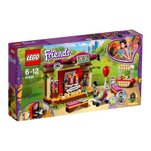 Конструктор LEGO Friends Andrea's Park Performance 41334 41334, 229 шт.