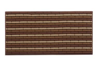 Ковер EmmeVi Swami Brown, 80x50 см