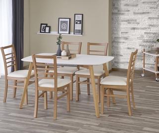 Pusdienu galds Halmar Kajetan Oak, 1350 - 1850x820x760 mm