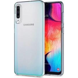 Spigen Liquid Crystal Back Case For Samsung Galaxy A50 Transparent