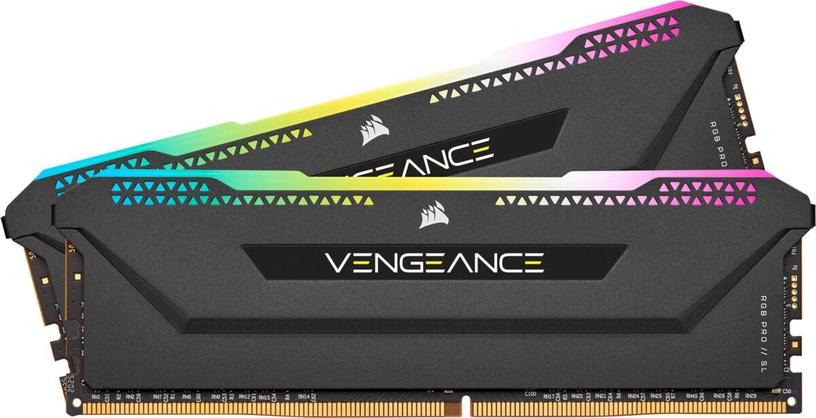 Corsair Vengeance RGB PRO SL 32GB 3600MHz CL18 DDR4 KIT OF 2