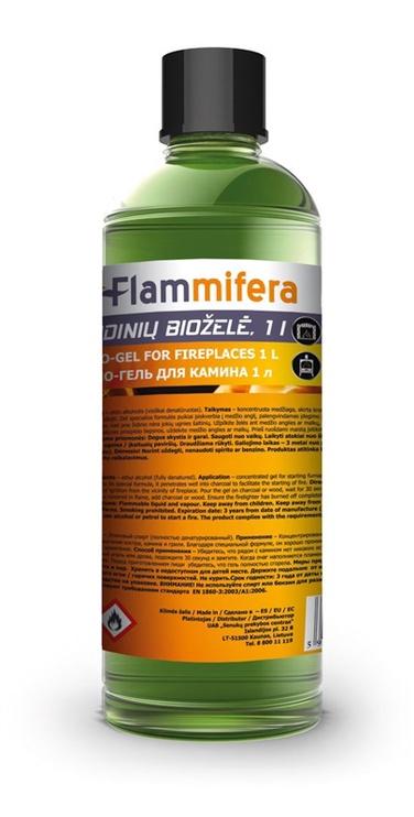 Bioloģisks aizdedzināšanas gēls Flammifera PZ1000 1l