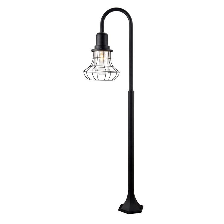LAMPA ĀRA EL-827PE2 60W E27 IP44 (DOMOLETTI)