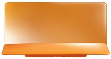 Chef and Sommelier Purity Plate 27.5 x 13cm Caramel