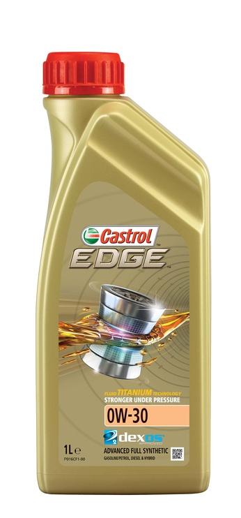 Automobilio variklio tepalas Castrol Edge, 0W-30, 1 l