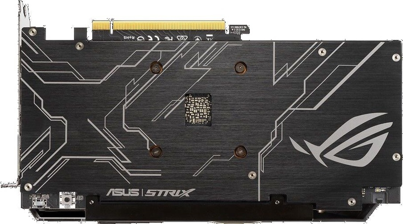 Asus ROG Strix GeForce GTX 1650 Advanced 4GB GDDR6 PCIE ROG-STRIX-GTX1650-A4GD6-GAMING