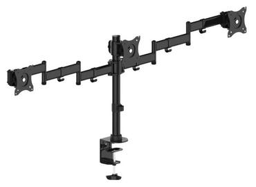 """Televizoriaus laikiklis Multibrackets LCD/LED Deskmount 15 - 27"""" Black"""