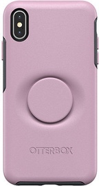 Otterbox Otter Back Case With PopSocket For Apple iPhone XS Max Pink