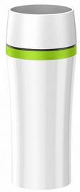 Emsa Travel Mug Fun 0,36L White/Green