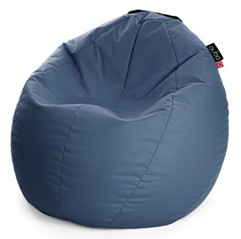 Кресло-мешок Qubo Comfort 80, синий, 150 л