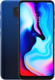 Mobilusis telefonas Motorola Moto E7 Plus Navy Blue, 64 GB