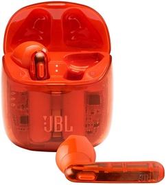 Belaidės ausinės JBL Tune 225TWS In-Ear Ghost Orange