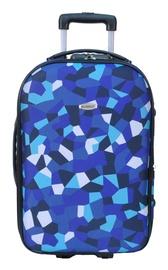 Kohver 20-011D, 44x28x66 cm, sinine