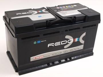 Vortex Redox Energy 100Ah 12V