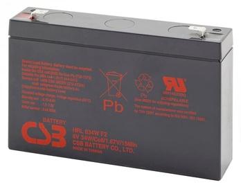 CSB 2 Kit HRL634W 6V/9Ah 34W Battery