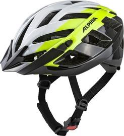 Alpina Sports Panoma 2.0 Helmet White/Neon/Black 56-59cm