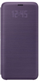 Samsung LED View Cover For Samsung Galaxy S9 Purple