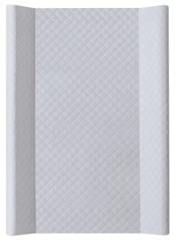 Ceba Baby Caro Hard Changing Mat 50x70cm Grey