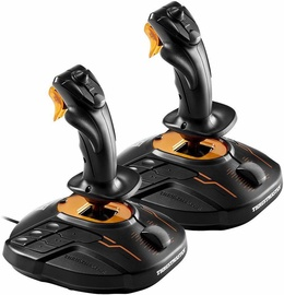 ThrustMaster T.16000M Flight Control System Joystick Duo