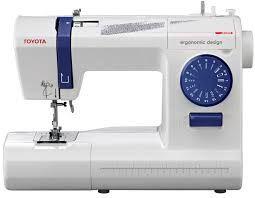 Siuvimo mašina Toyota Jeans ECO17CJ