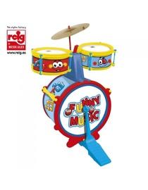 Trumm Reig Musicales Funny Music Bateria Infantil