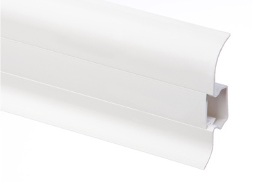 Põrandaliist PVC Premium MAT089 22x59mm 2,5m