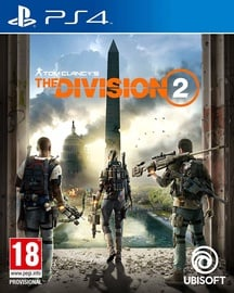 Tom Clancy's The Division 2 incl. Russian Audio PS4