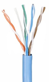 A-Lan Patch Cable UTP CAT5e 305m Blue