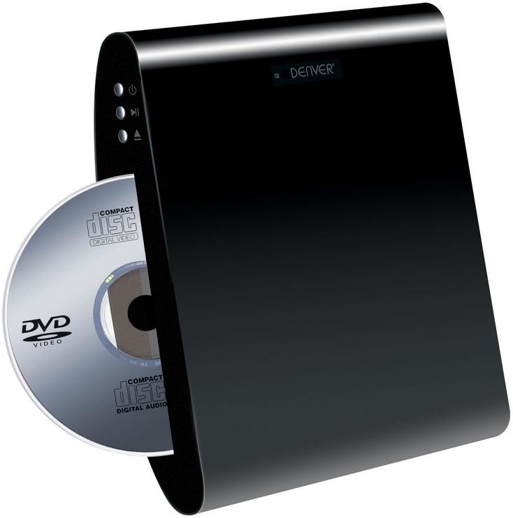 DVD-mängija Denver DWM-100USBBLACKMK2