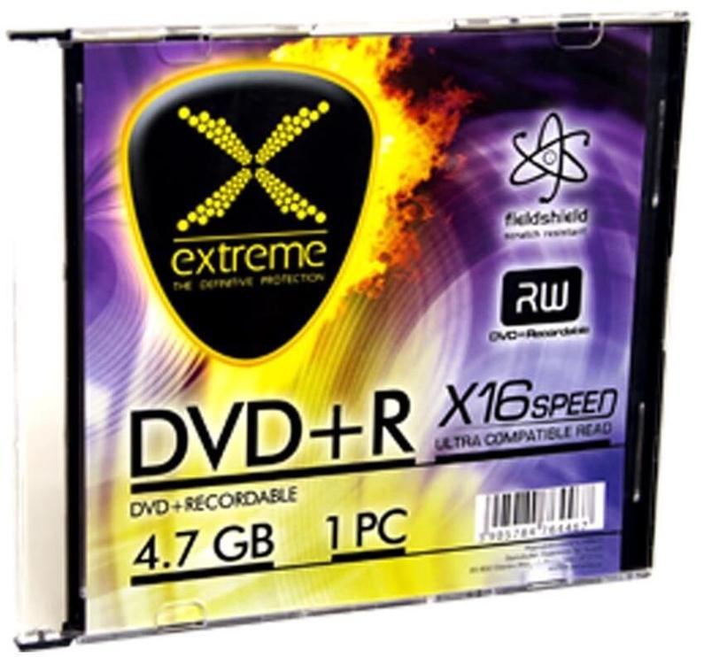 Esperanza DVD+R 4.7GB 16x 200pcs