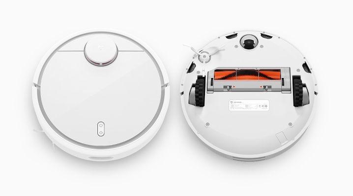 Putekļsūcējs - robots Xiaomi MI 17061 BAL