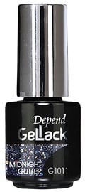 Depend GelLack Midnight Glitter 5ml