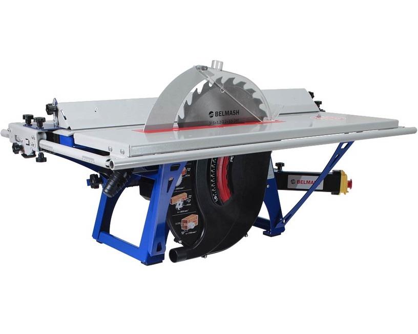 Zāģēšanas darbagalds Belmash SDM-2500, 2500W