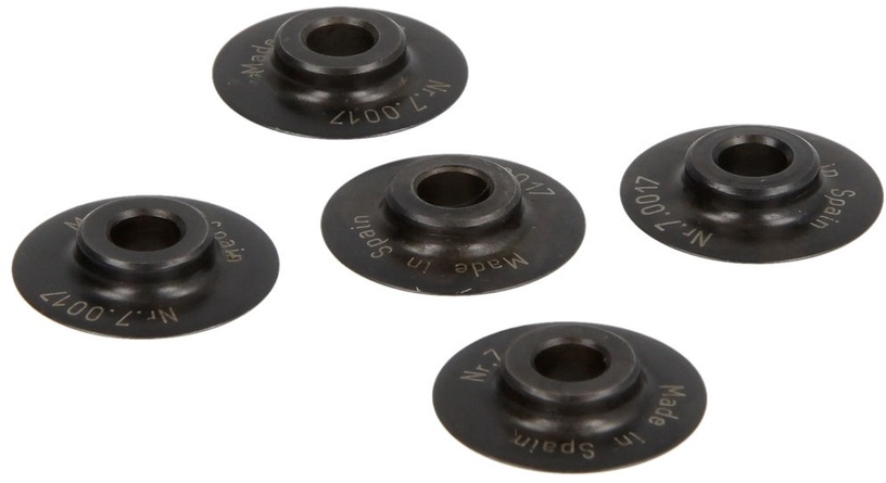Rothenberger 70017D Cutter Wheel for Pipe Cutter 5pcs