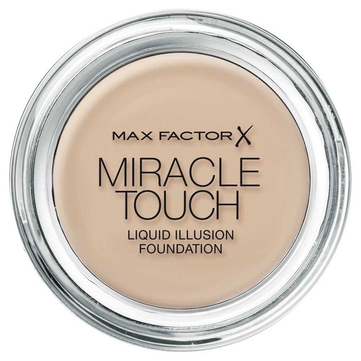 Max Factor Miracle Touch Liquid Illusion Foundation 11.5g 75