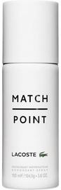 Vyriškas dezodorantas Lacoste Match Point, 150 ml